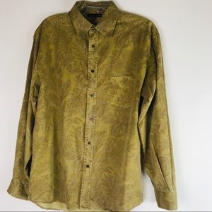 Saltaire Floral shirt.